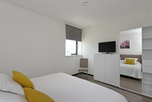 Appartement Veerse Muze 7h - Nederland - Zeeland - 4 personen - slaapkamer