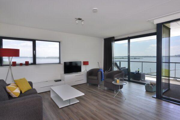 Appartement Veerse Muze 7h - Nederland - Zeeland - 4 personen - zithoek
